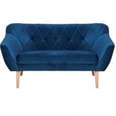 Sofa 3-osobowa styl skandynawski Kanapa Skand ekoskóra | Meble Kukulka