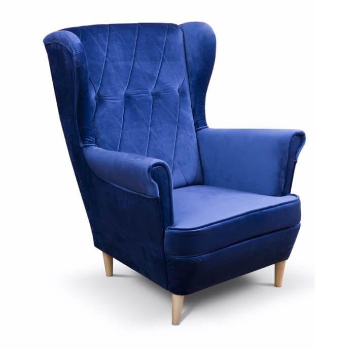 Fotel Uszak w Romby | Meble Kukulka